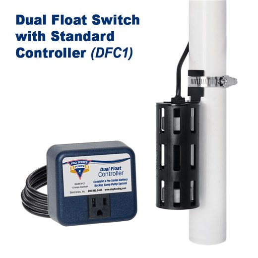 caged dual float stop floodingcaged dual float diagram; dfc1