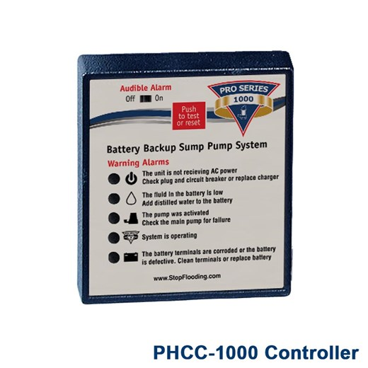 PHCC Pro Series 1000   Stop Flooding